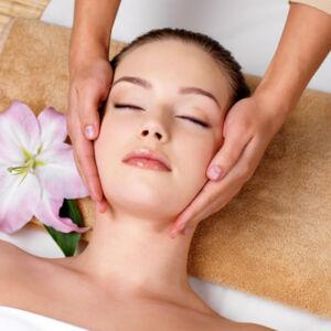 masaje facial oxigenante